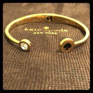 Late Spade Bracelet